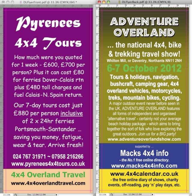 ADVENTURE OVERLAND SHOW: 6-7 October 2012 Ao12_f11