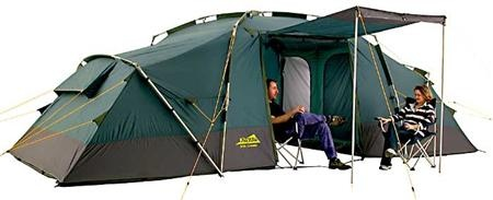 6 berth quick erect tent Khyam_12