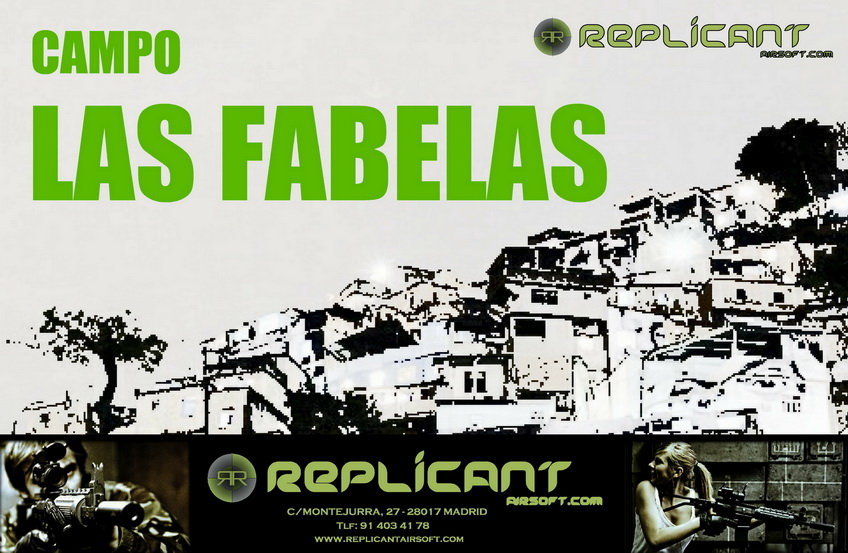 Airsoft Las Fabelas