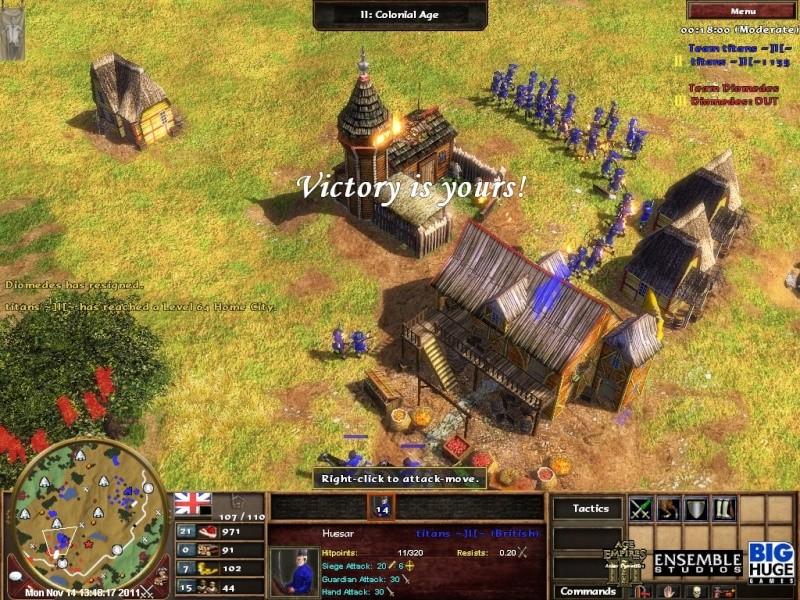 TITANS VS DIOMEDES GAME 2 Screen48