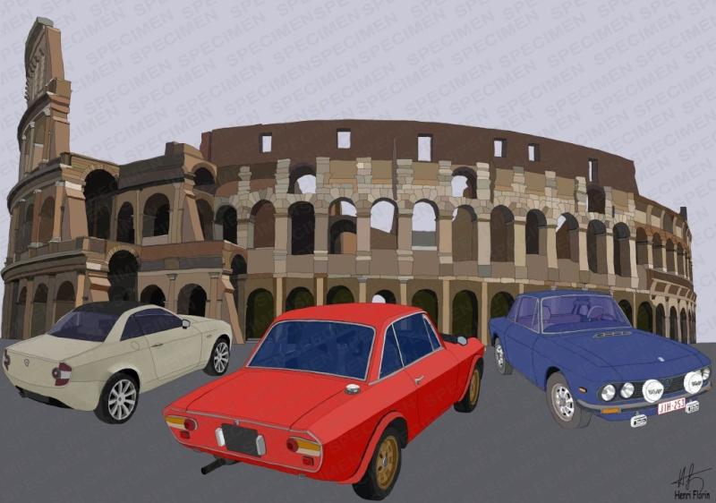 Galleria d'arte Lancia Fulvia Henrif10