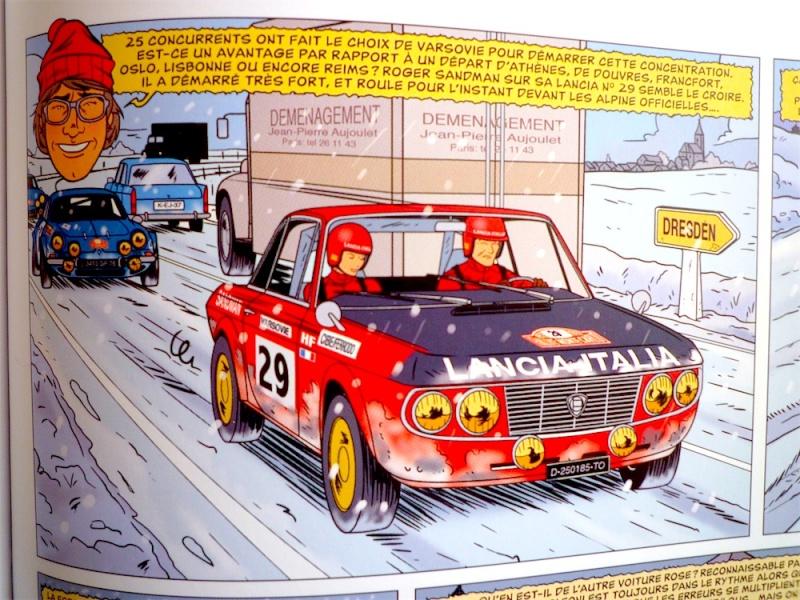 Galleria d'arte Lancia Fulvia P1010412