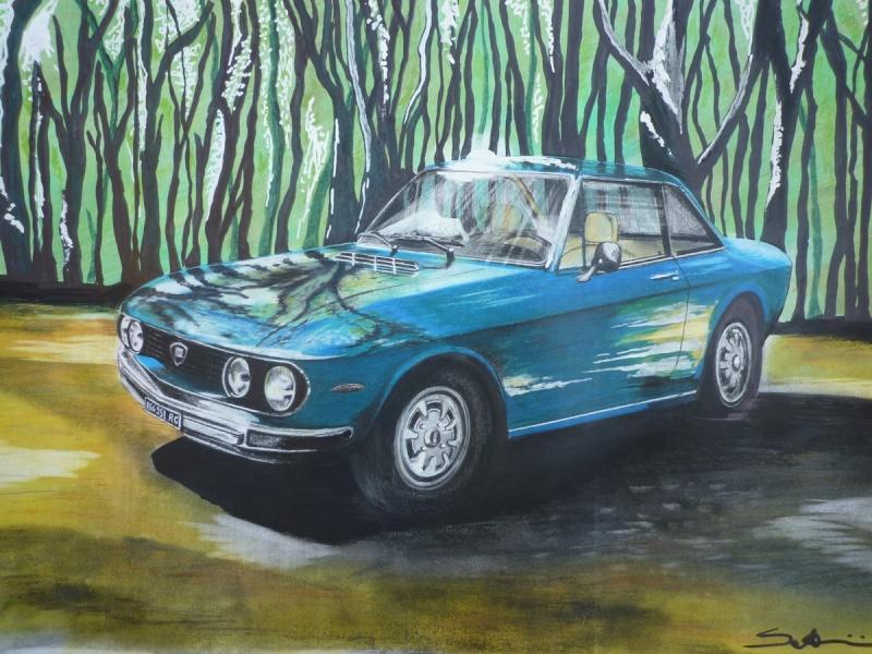 Galleria d'arte Lancia Fulvia P1010413