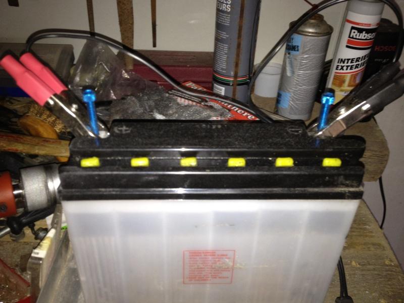 Démontage de la batterie: GRRRRRRRRRRR !!!!!!! Img_0210