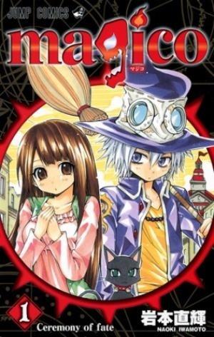 Magico [ de Naoki Iwamoto chez ////] Magico10