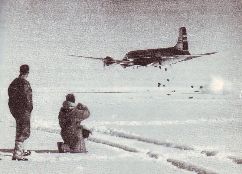 Bernard Izabelle, explorateur polaire cauchois Largag10