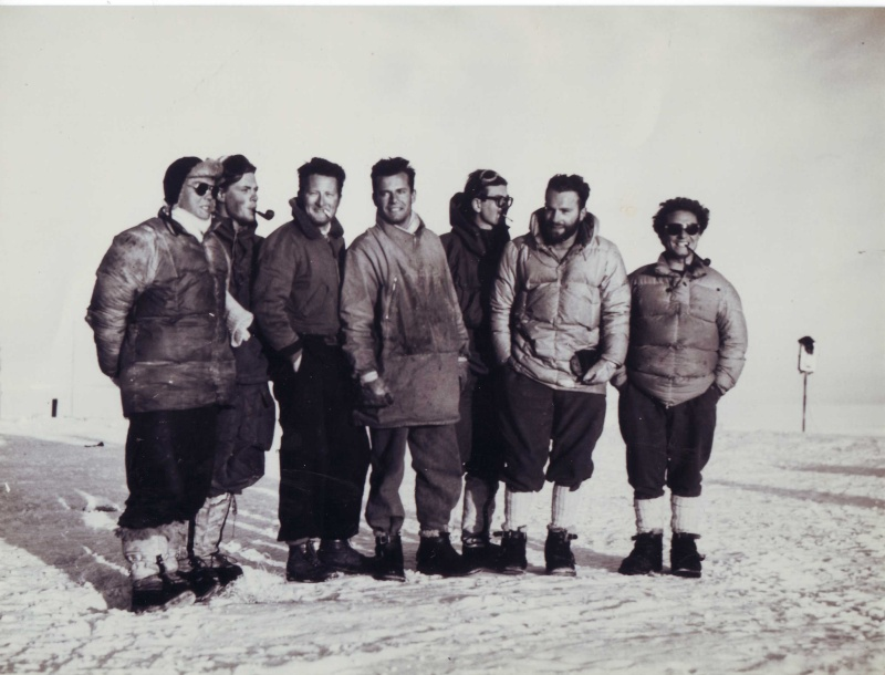 Bernard Izabelle, explorateur polaire cauchois Photo110