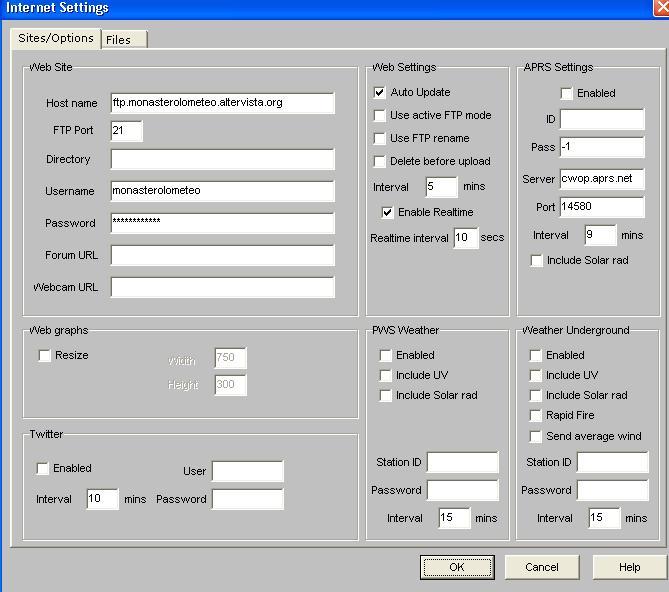fws20 - Problemi nel pubblicare i dati pce fws20 su Internet. Immagi33