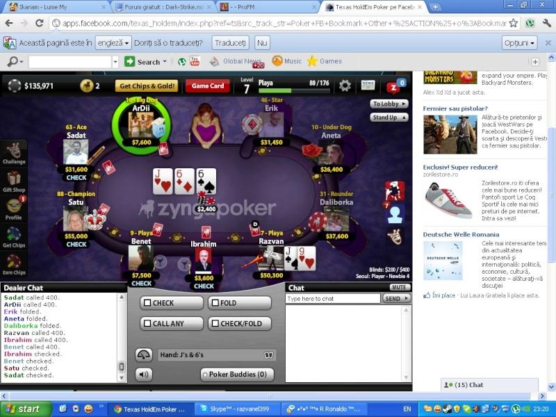 Texas HoldEm Poker ( on FB )  121_bm10
