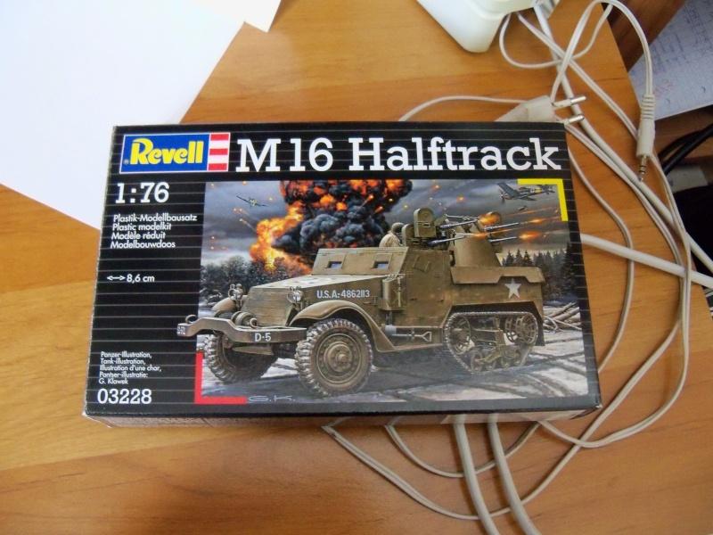 M3A1 Half-Track [Unimax 1/72] par Nicolasdu09 et M16 anti-aérien [Revell 1/76] par Panzer ==> Les faux jumeaux. 100_1614