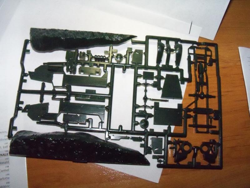 M3A1 Half-Track [Unimax 1/72] par Nicolasdu09 et M16 anti-aérien [Revell 1/76] par Panzer ==> Les faux jumeaux. 100_1617