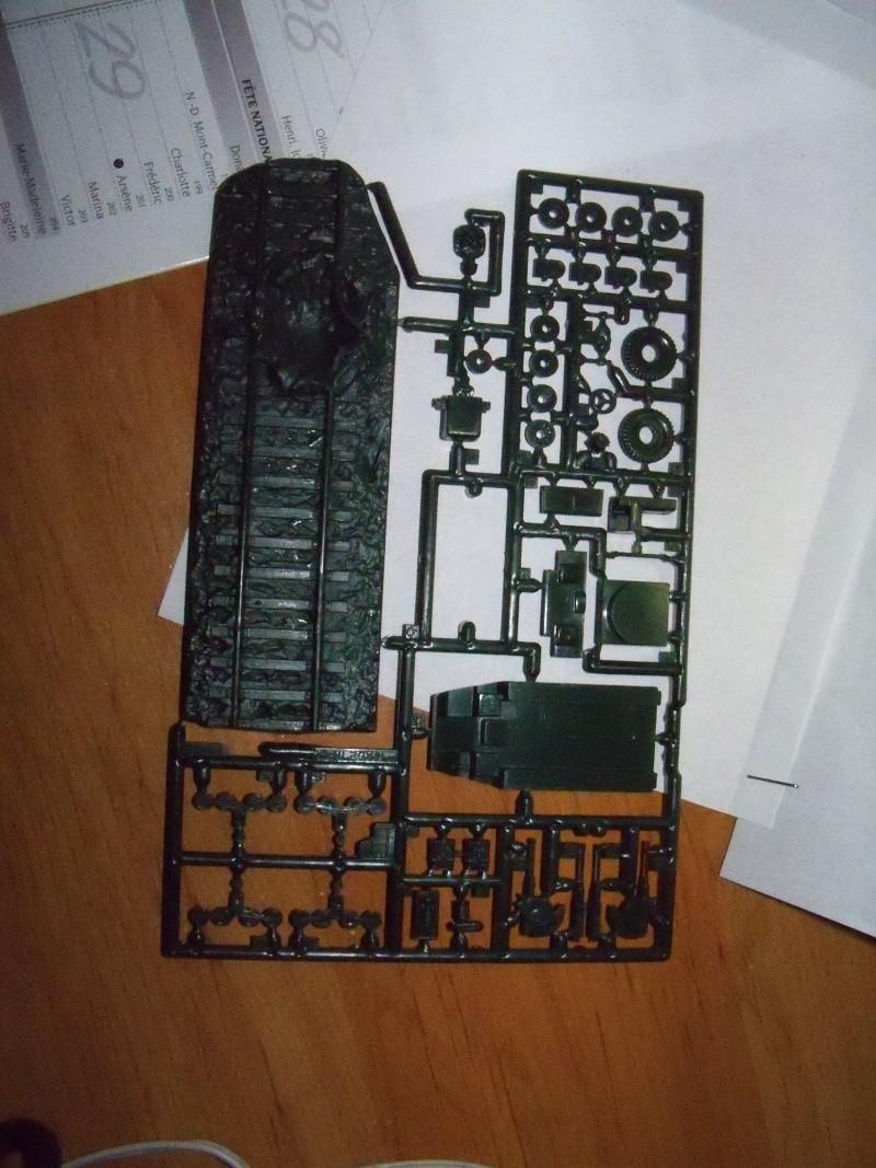 M3A1 Half-Track [Unimax 1/72] par Nicolasdu09 et M16 anti-aérien [Revell 1/76] par Panzer ==> Les faux jumeaux. 100_1618