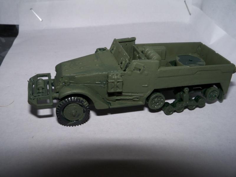 M3A1 Half-Track [Unimax 1/72] par Nicolasdu09 et M16 anti-aérien [Revell 1/76] par Panzer ==> Les faux jumeaux. - Page 2 100_1723