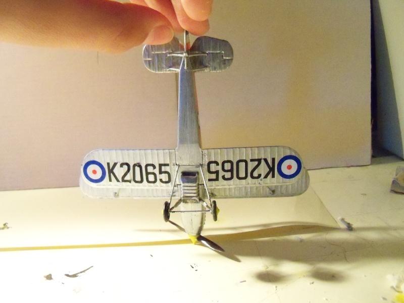 [Revell] Hawker Fury MKI 100_2613