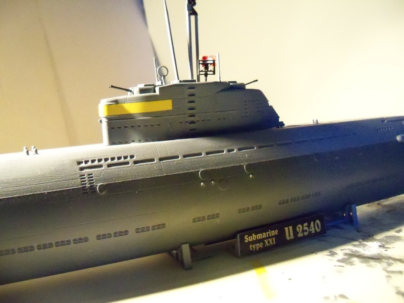 U 2540 Type XXI (Revell 1/144°) [ Terminé ]. 100_2615