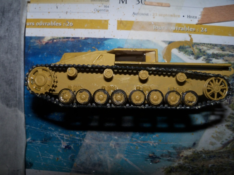 [revell 1/72] Sd.Kfz. 165. Hummel  100_4514