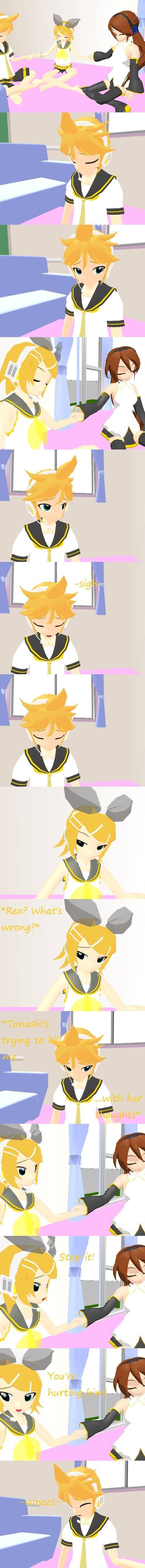 [MMD Comic] He Has To Be Destroyed Pt.1 Comic_10