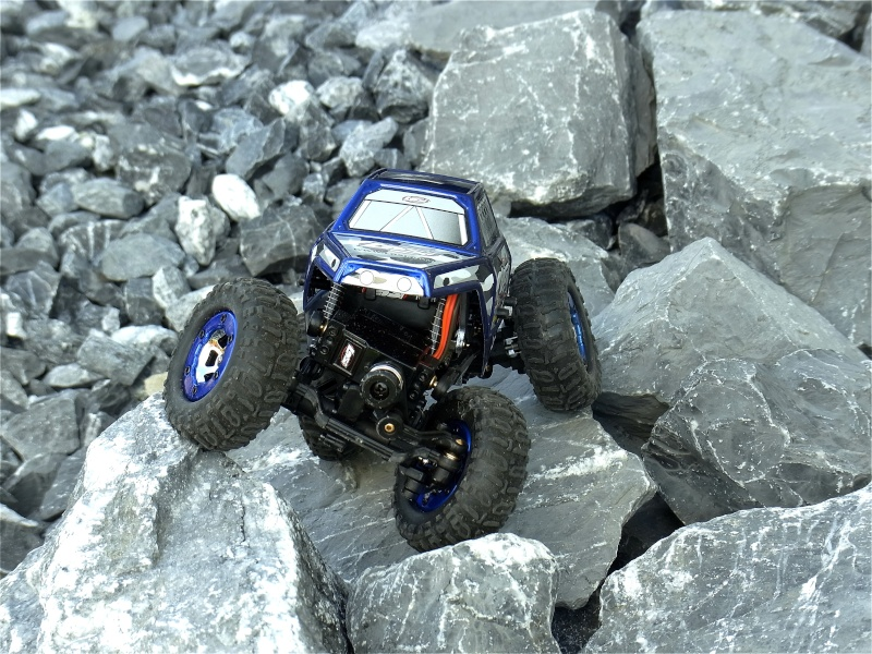 Losi Micro Crawler macht Spass. Shooti11