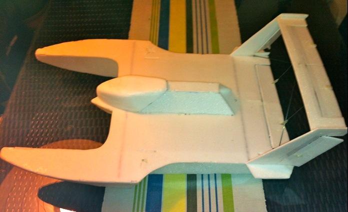 Construction d'un HydroFoam.. Screen27