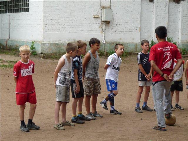"""Лето 2012 - ДООЦ """"Арго"""" II смена 0eaab710"""