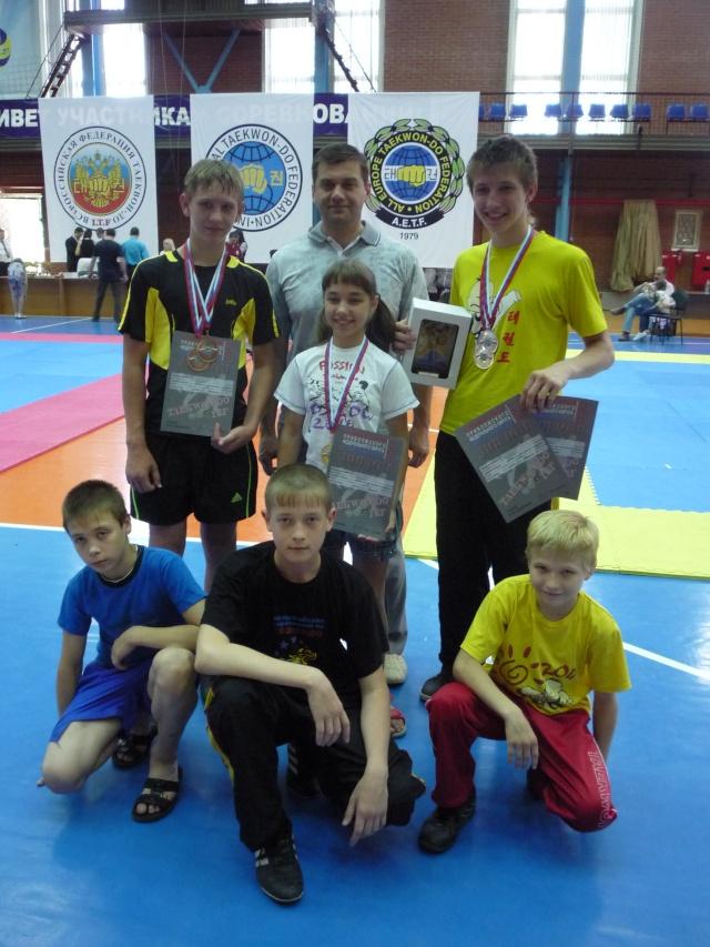 Открытый турнир Приволжского федерального округа 12-13 мая 2012 года г. Новокуйбышевск P1100910