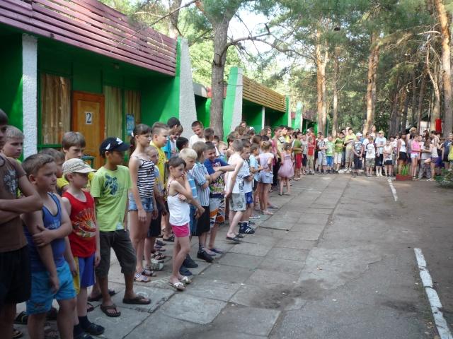 """Лето 2012 - ДООЦ """"Арго"""" II смена P1110312"""
