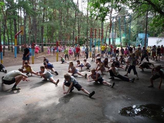 """Лето 2012 - ДООЦ """"Арго"""" II смена P1110314"""