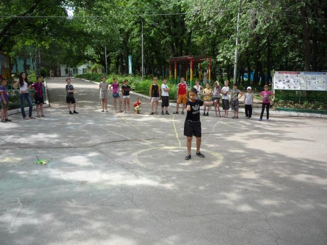 """Лето 2012 - ДООЦ """"Арго"""" II смена P1110325"""