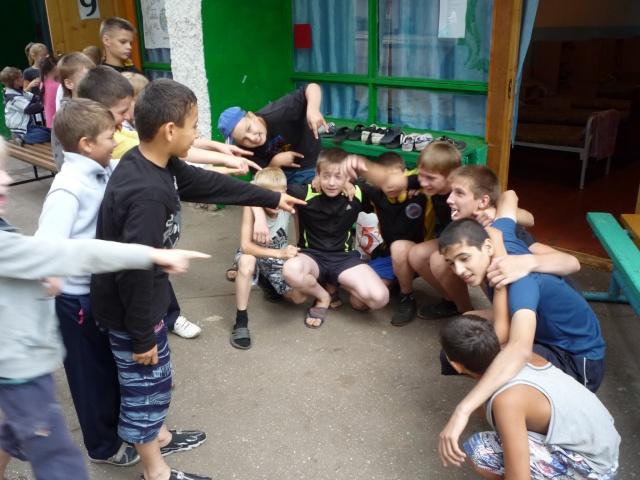 """Лето 2012 - ДООЦ """"Арго"""" II смена P1110516"""