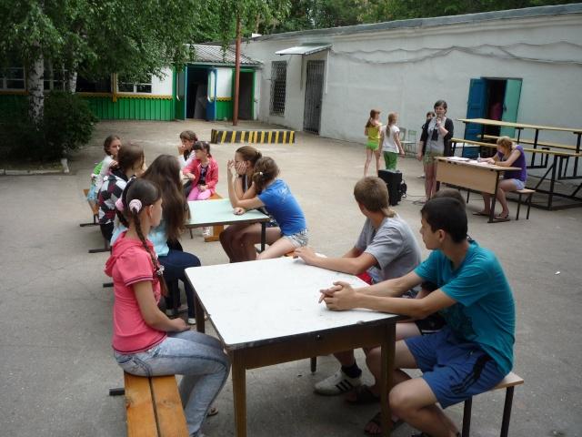 """Лето 2012 - ДООЦ """"Арго"""" II смена P1110520"""