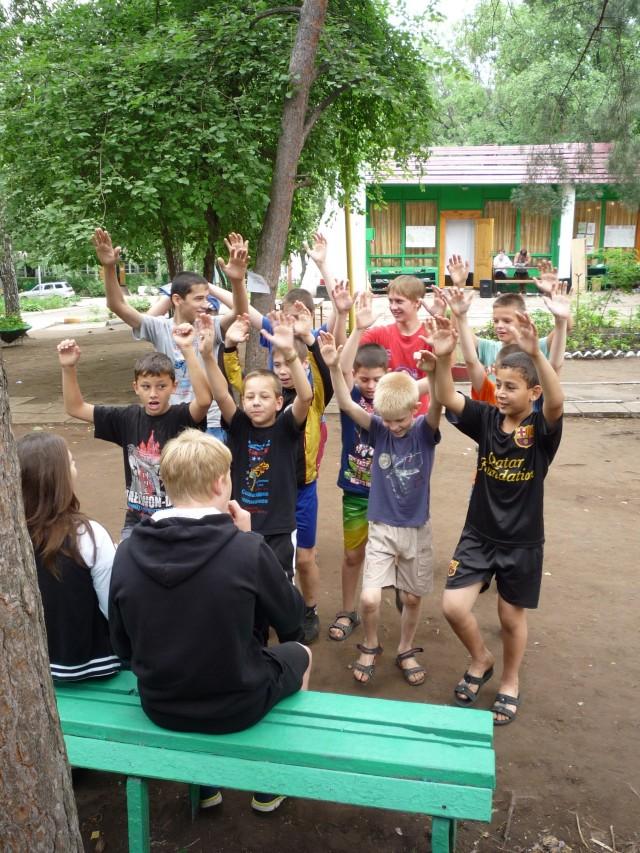 """Лето 2012 - ДООЦ """"Арго"""" II смена P1110529"""