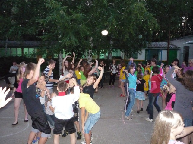 """Лето 2012 - ДООЦ """"Арго"""" II смена P1110616"""