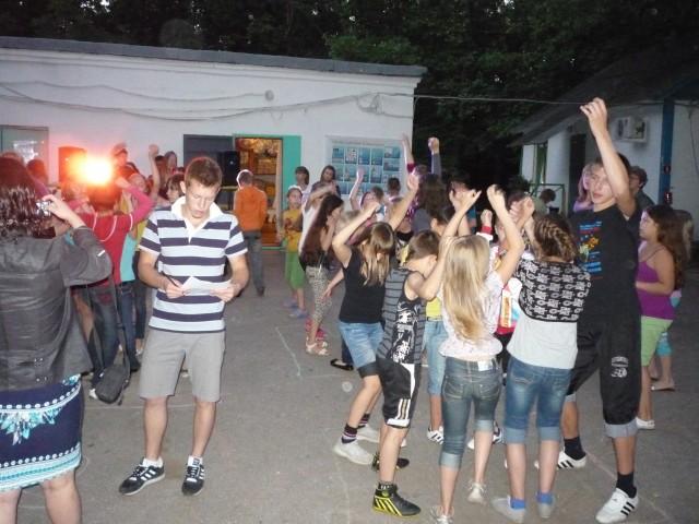 """Лето 2012 - ДООЦ """"Арго"""" II смена P1110617"""