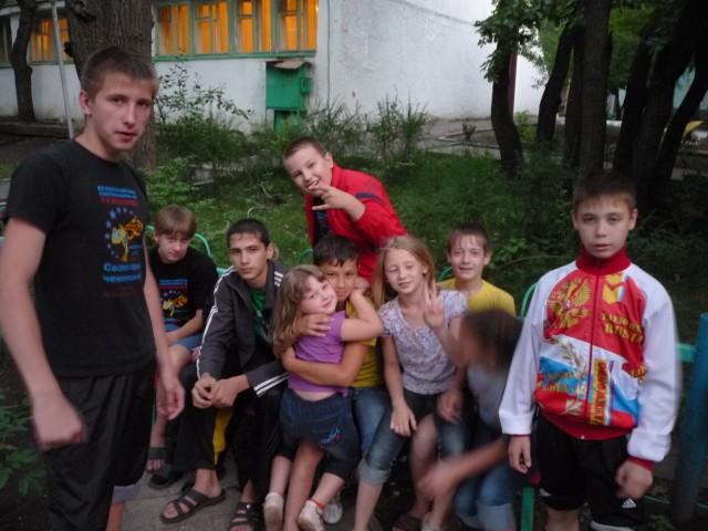 """Лето 2012 - ДООЦ """"Арго"""" II смена P1110618"""