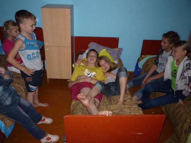 """Лето 2012 - ДООЦ """"Арго"""" II смена P1110619"""