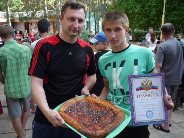 """Лето 2012 - ДООЦ """"Арго"""" II смена P1110625"""