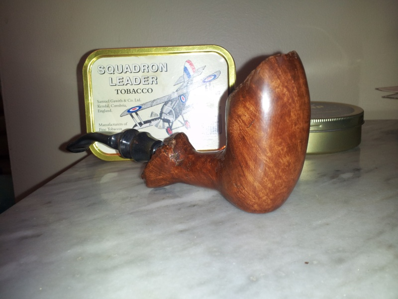 I'd appreciate advice on this pipe project 2012-013