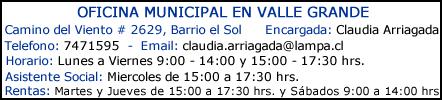 Foro Comunidad Valle Grande Oficin12
