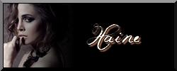 Danaé Romanov - Relations d'une déesse antique Haine10