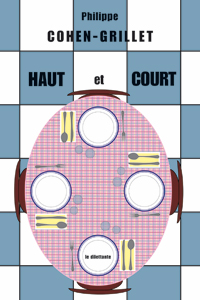 [Cohen-Grillet, Philippe] Haut et court 978-2-10