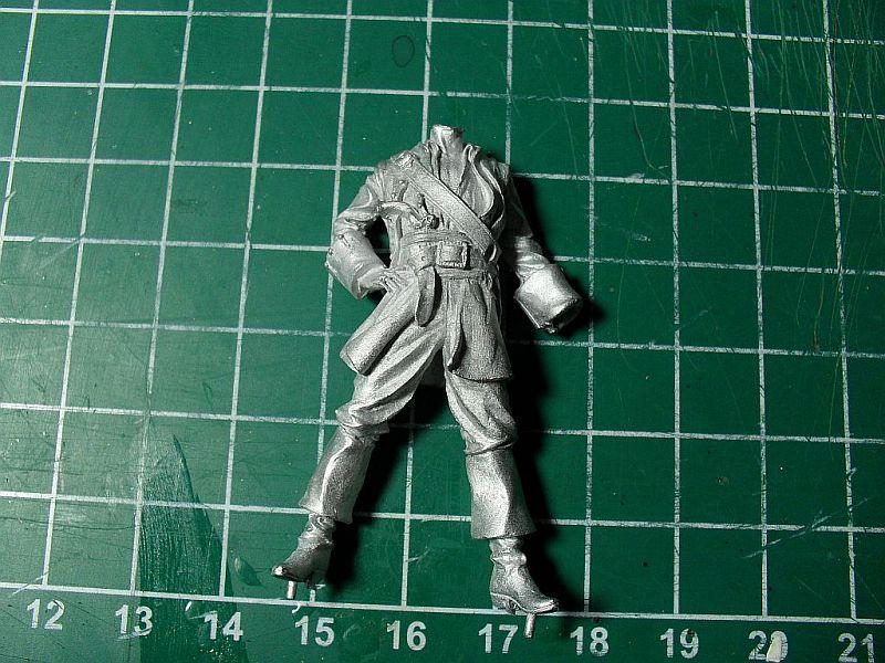 Buccaneer 1650´s von Andrea Miniatures 54mm Sdc12613