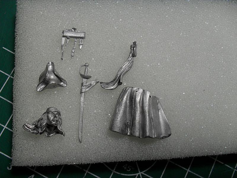 Buccaneer 1650´s von Andrea Miniatures 54mm Sdc12715