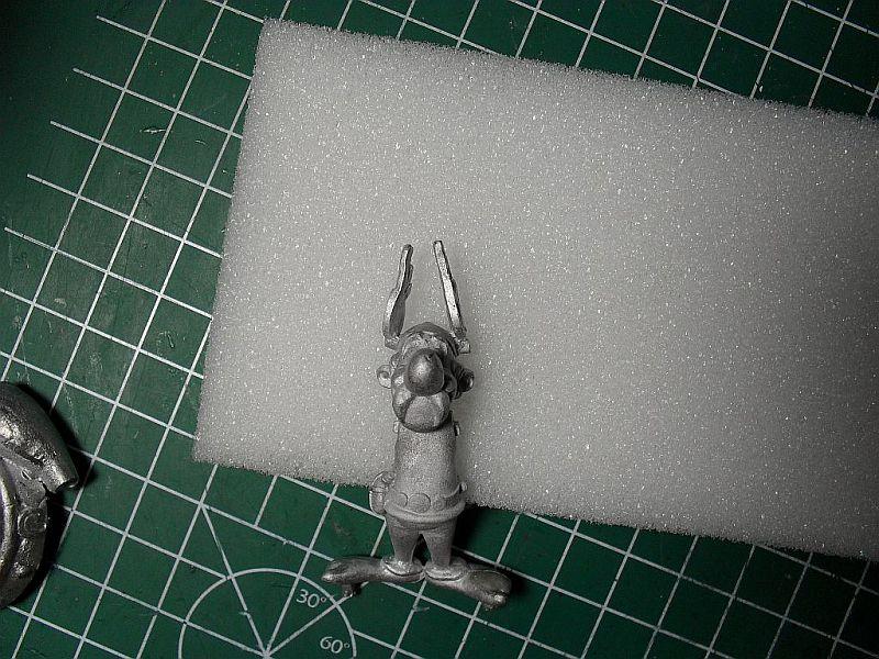 Asterix und Obelix Set 54mm von Andrea Miniatures Sdc12810