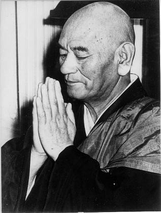 Maître Taisen Deshimaru Perfil10
