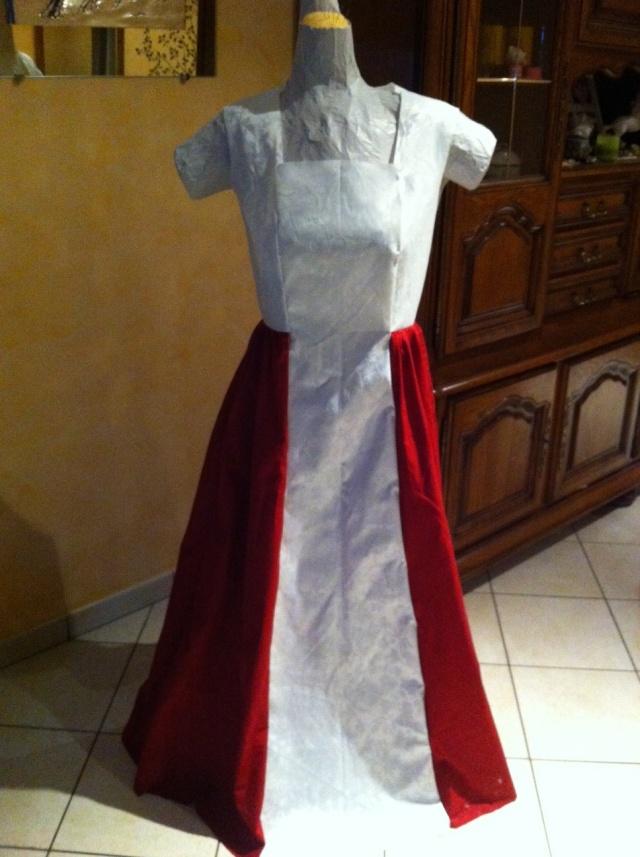 robes médiévales enfant et adulte Photo710