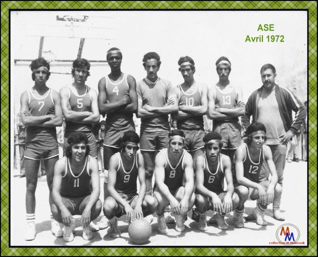 L'ASE en seconde division. Ase19712