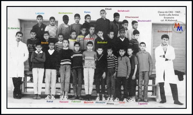 Camarades de Classe - زملاء الفصل Cm2avr11