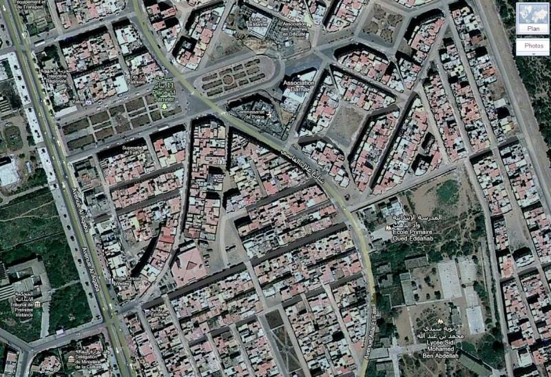 Essaouira : Vues Aériennes * الصويرة : صور جوية Planes12