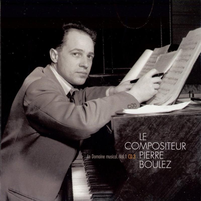 Boulez - Sonates pour Piano Cd3-fr10