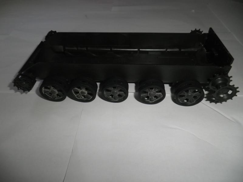 T-62 tamiya + fig zvezda 1:35 montage: FINI  P7060512